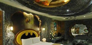 Chambre Batman, In Eden Motel Taiwan