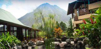 Hôtel proche Volcan au Costa Rica