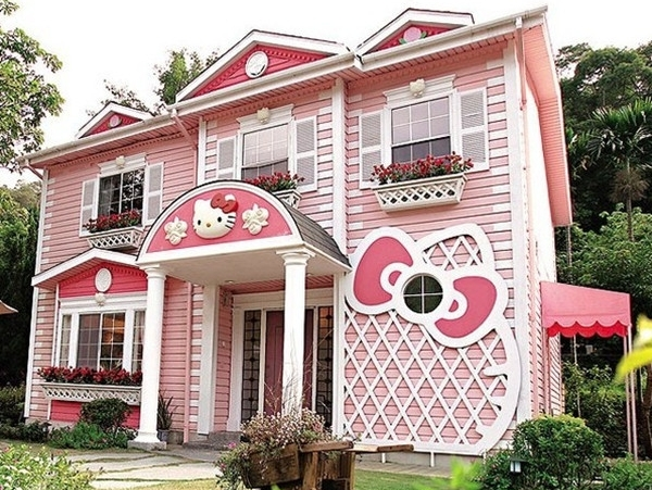 Maison Hello Kitty Taïwan