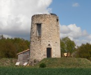 Moulin à vent la Garenne