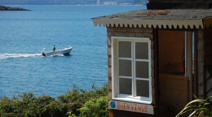 Cabane Robinson en Bretagne