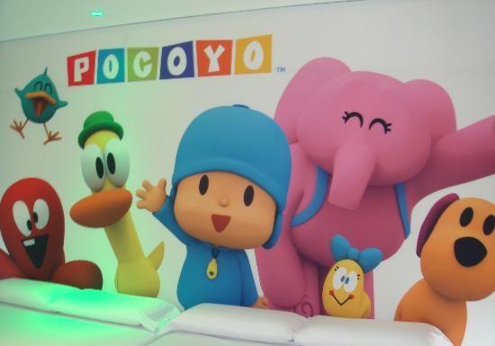 Hotel del juguete, Espagne