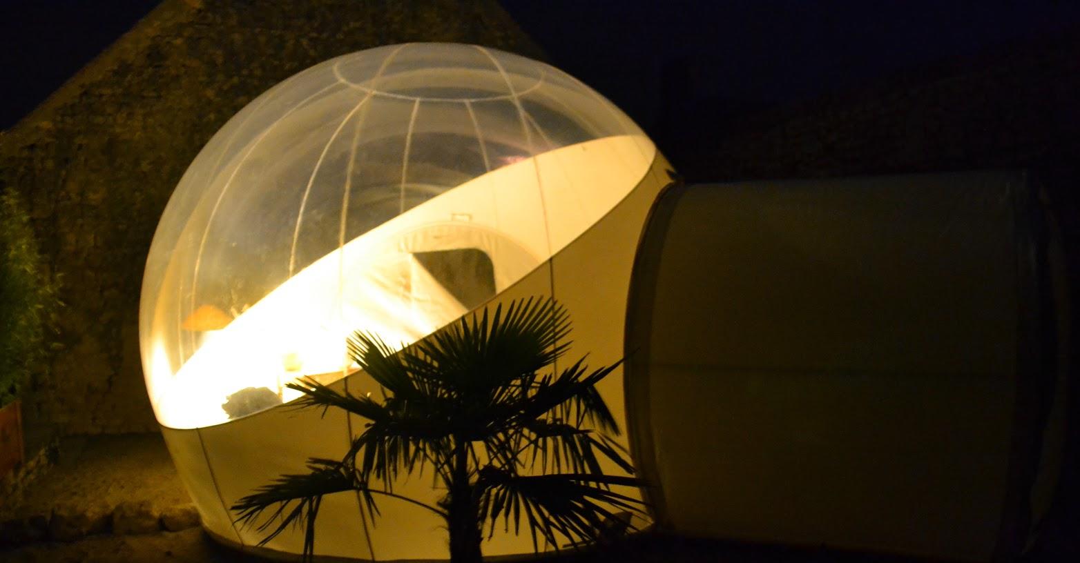 Une nuit romantique for Nuit romantique