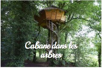Nuit insolite Cabane dans les arbres