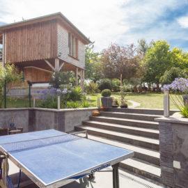 Grande Ourse - vue terrasse maison