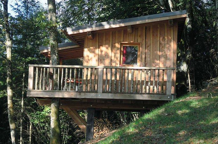 Erable - Cabane de la Guinguette