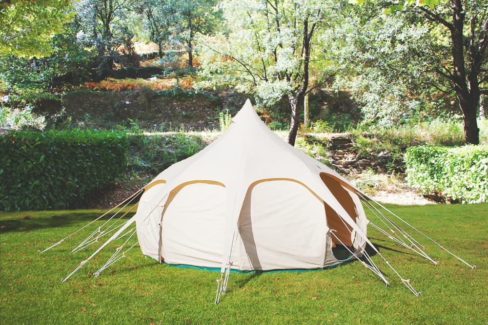 Camping Moulin du Luech