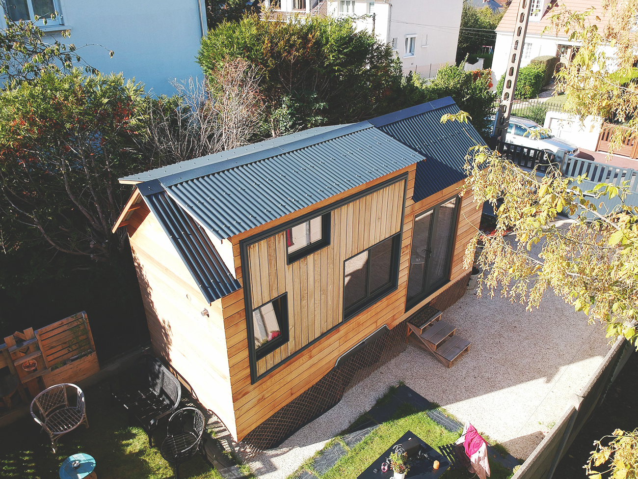 La Tiny House Paris