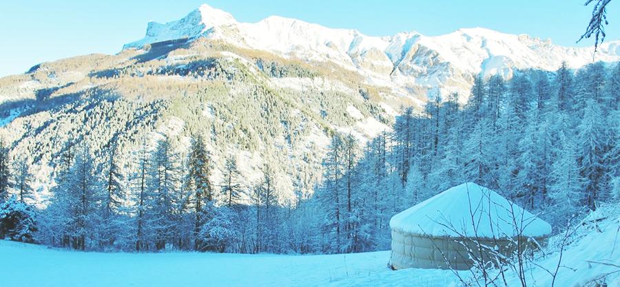Yourte de Montagne