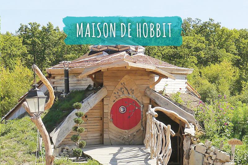 Nuit insolite Maison de Hobbit