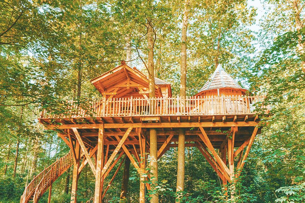 La Cabane Spa Tribu