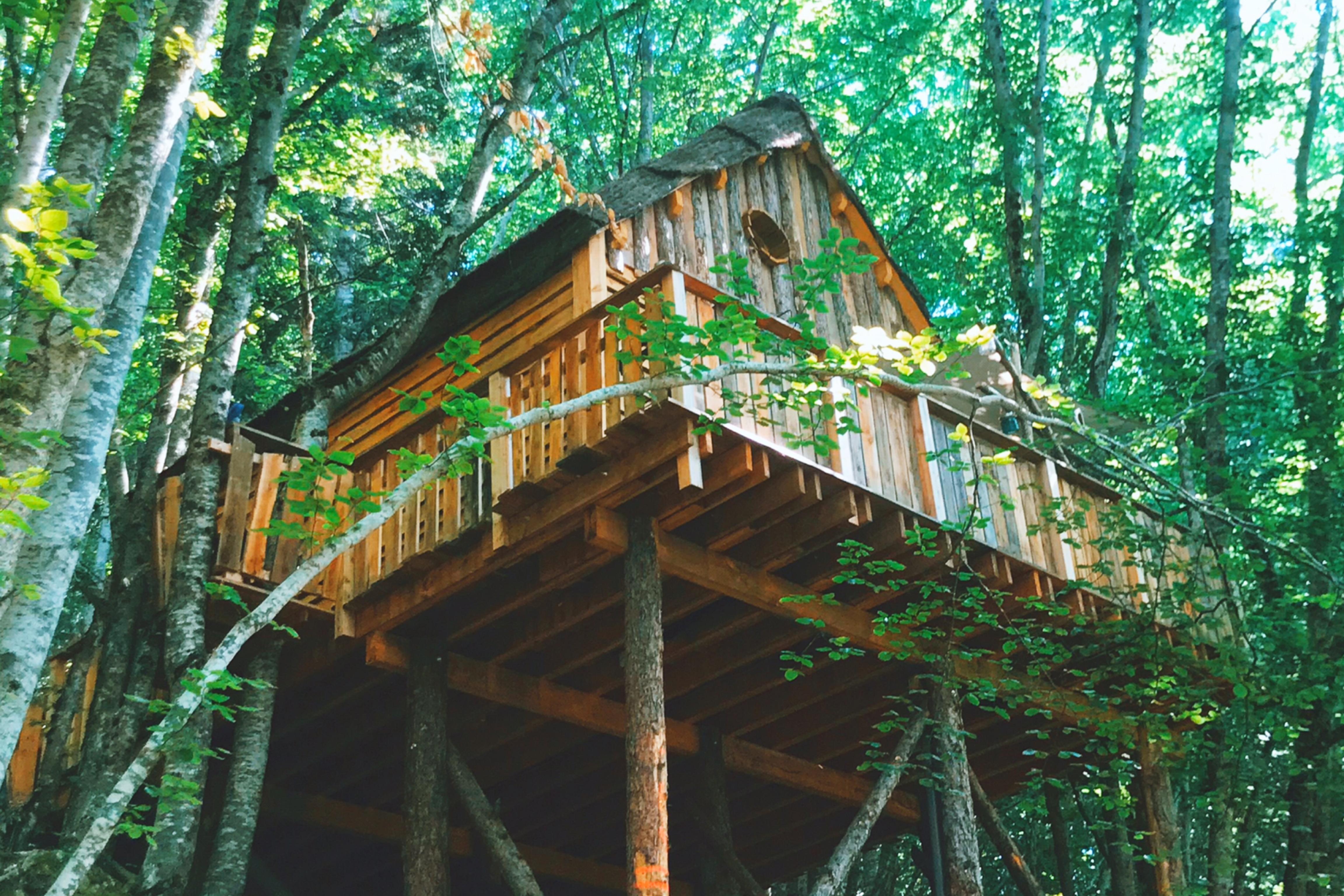 Cabane Spa des Trolls des Cabanes Enchantées - AbracadaRoom