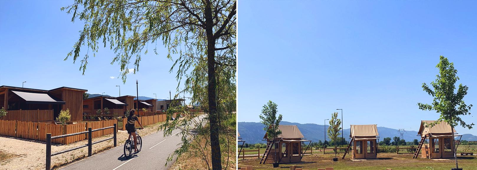 Lodges ViaRhôna