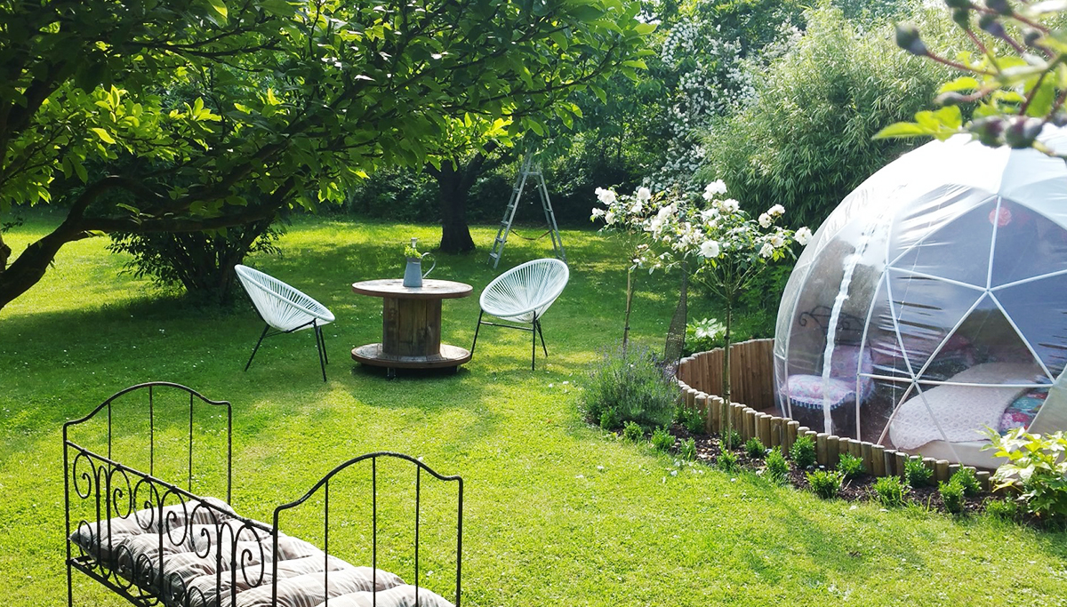 Bulle Spa Igloo