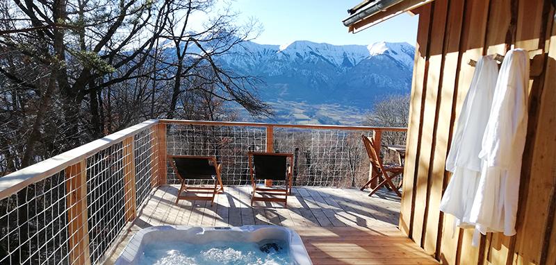 Ma Cabane des Hautes Alpes