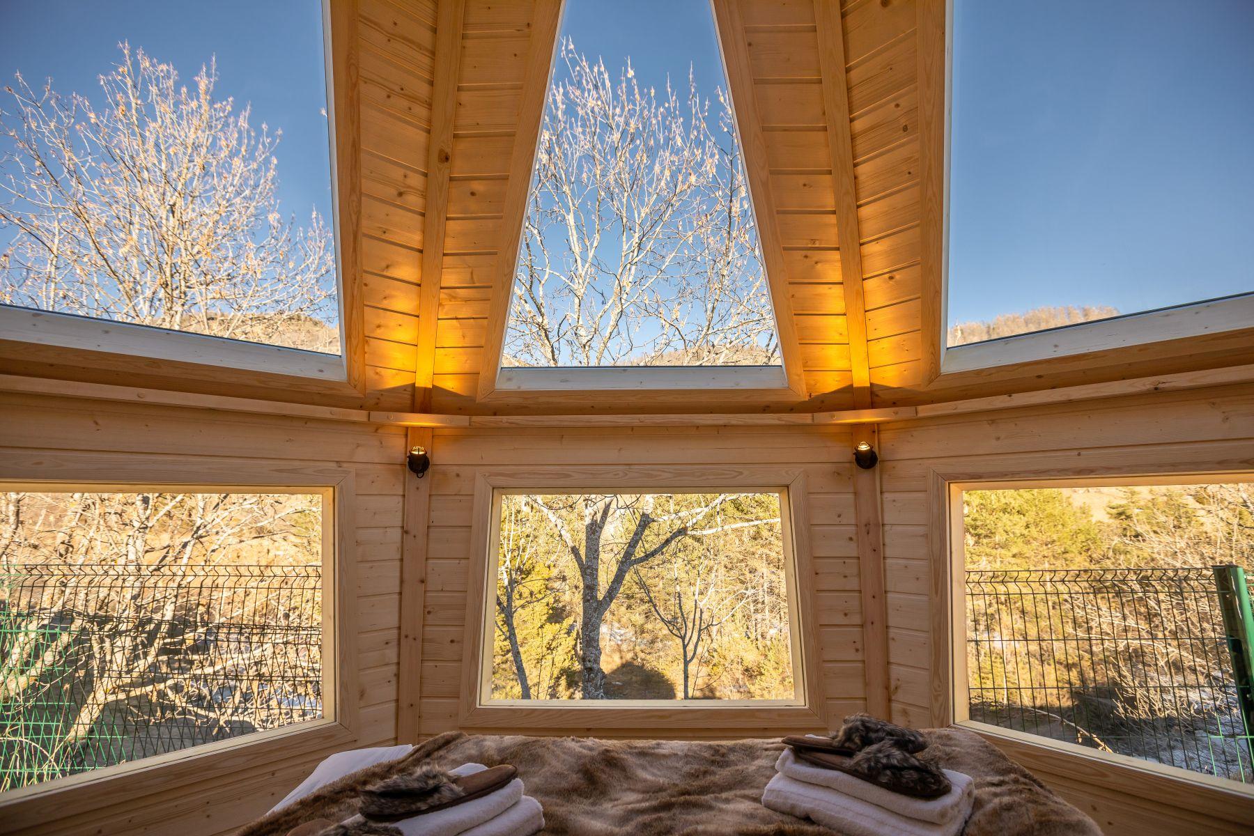 Lodge Spa Boreal - Camping du Cians
