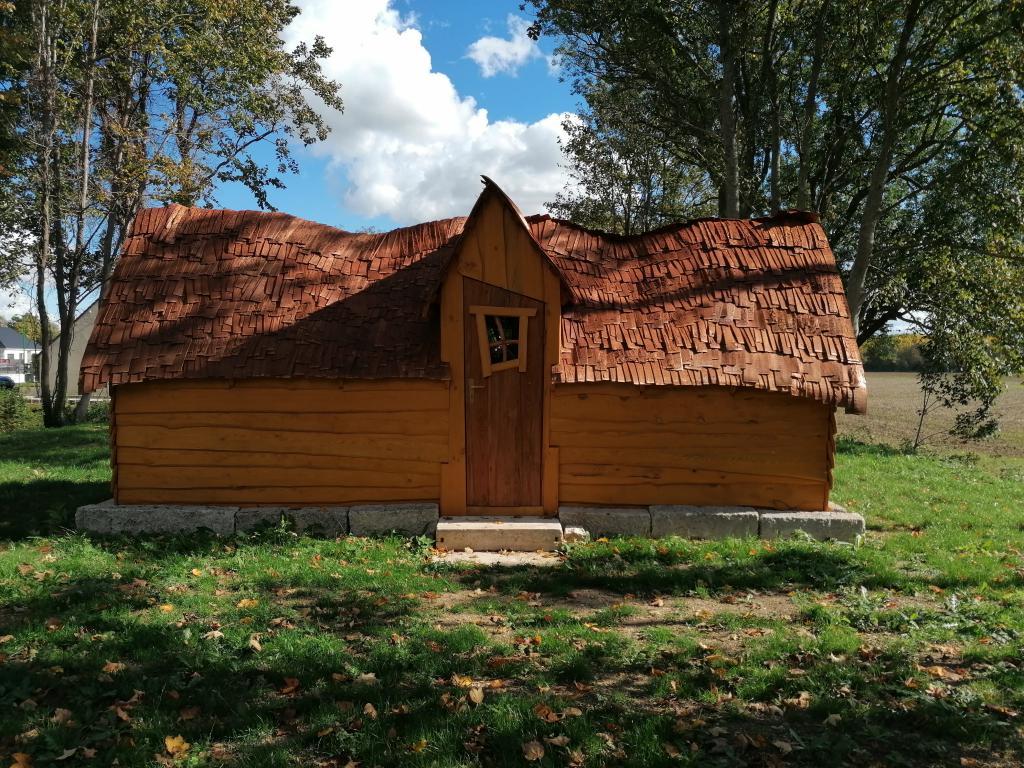 Proche de Paris : Cabane pour famille